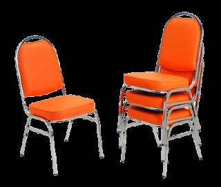 เก้าอี้จัดเลี้ยงหัวโค้งใหญ่ รุ่น J-52