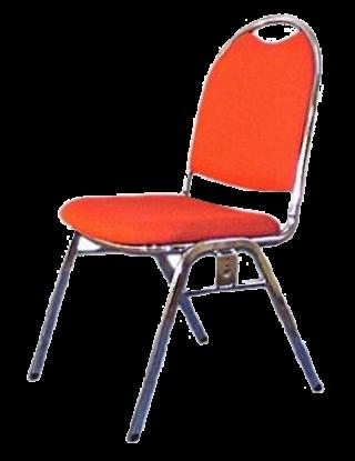 เก้าอี้จัดเลี้ยงหัวโค้ง เหล็กกลม รุ่น J-85
