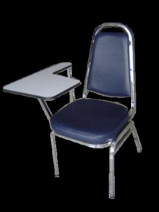 เก้าอี้จัดเลี้ยงเลคเชอร์ ขาชุบโครเมี่ยม รุ่น LJ-75