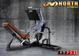 ม้าบริหารปรับระดับ North Fitness รุ่น FT711