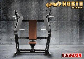 ม้าบริหารปรับระดับ North Fitness รุ่น FT701