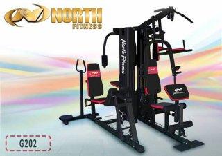 ชุดโฮมยิม North Fitness รุ่น G202