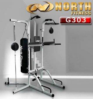 ชุดโฮมยิม North Fitness รุ่น G303