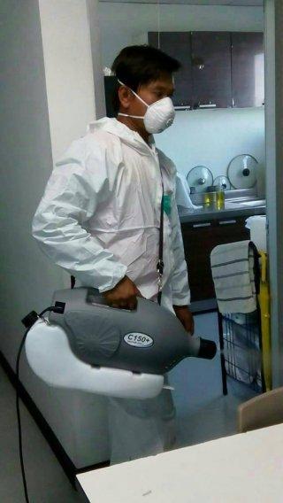 พนักงานทำความสะอาดฉะเชิงเทรา