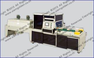 เครื่องอบฟิล์มอัตโนมัติ SGS 610F SGS 1600LC