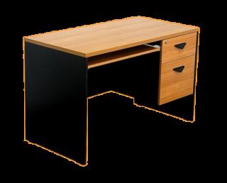 โต๊ะคอม 2 ลิ้นชัก