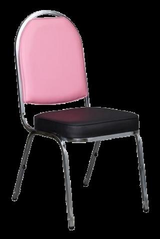 เก้าอี้หัวโค้งJ 55 เหล็กเหลี่ยมทั้งตัว