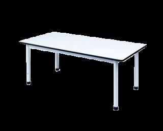 โต๊ะอเนกประสงค์ ขาเหล็กกลม