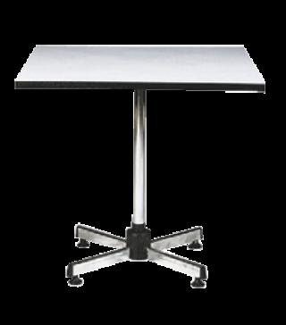 โต๊ะคาเฟ่(ขา 4 แฉก )