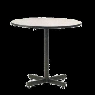 โต๊ะคาเฟ่กลม (ขา 4 แฉก )