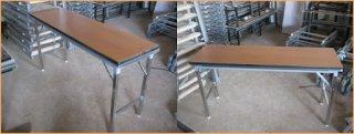 โต๊ะพับอเนกประสงค์ ไม้เมลามีน