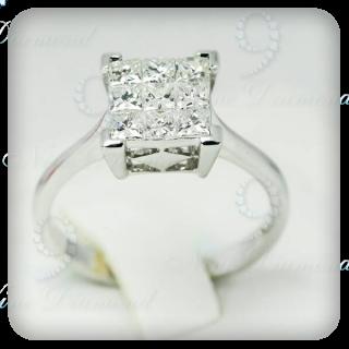 แหวนเพชรแท้ RI0026