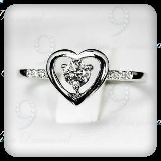 แหวนเพชรแท้ R2701.1