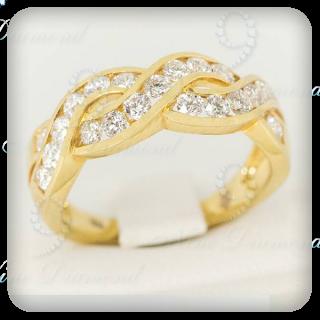 แหวนเพชรแท้ R2281