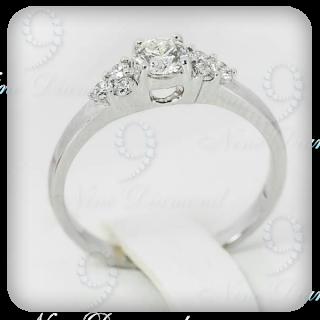 แหวนเพชรแท้ R1421