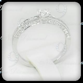 แหวนเพชรแท้ R3326