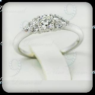 แหวนเพชรแท้ R2275