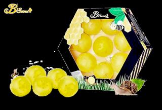 โกลเด้น ฮันนี่ บอล  มาส์กลูกผึ้ง