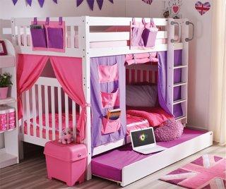 เตียงสองชั้น Anastasia Youth ขนาด3 5ฟุต