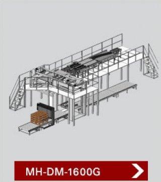 เครื่องจัดเรียงสินค้าบนพาเลท MH DM 1600G