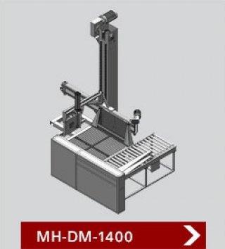 เครื่องจัดเรียงสินค้าบนพาเลท MH DM 1400