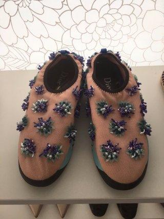 รองเท้า Dior Fusion Sneakers สุดชิค