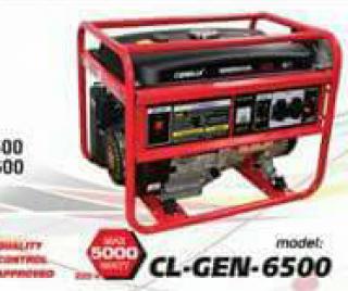 เครื่องยนต์ปั่นไฟเบ็นซิน รุ่น CL GEN 6500