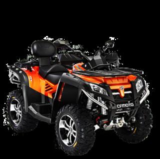 ATV X8 (EPS)