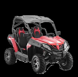 ATV Z5 500CC