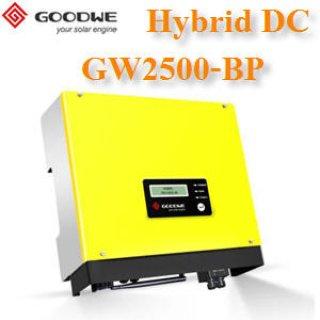 ไฮบริด DC อินเวอร์เตอร์ GW2500 BP