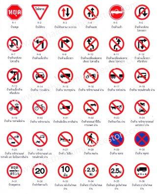 Warning Sign 45x45cm 3M ENG