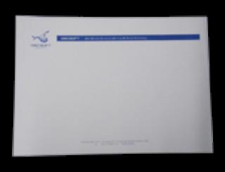 สิ่งพิมพ์ซอง 10x13 สีขาว