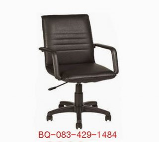 เก้าอี้สำนักงาน มีที่ท้าวแขน โช๊คปรับระดับ
