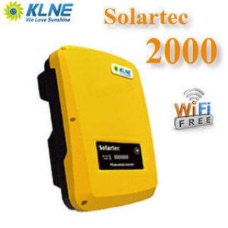 อินเวอร์เตอร์ KLNE รุ่น Solartec2000