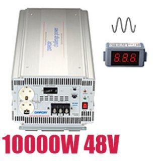 อินเวอร์เตอร์ Pure Sine Wave 10000W 48V