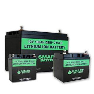 แบตเตอรี่ Smart Lithium 12V20ah