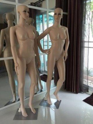 ขายหุ่นพลาสติกหญิง