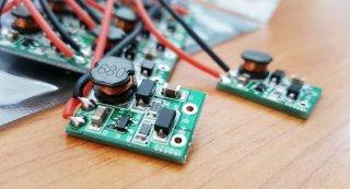 ไดรเวอร์ 12/24V สำหรับชิป LED 10W
