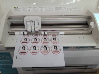 Product Stickers Printing Service
