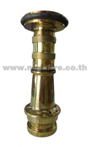 Brass adjustable spray nozzle 180 degrees