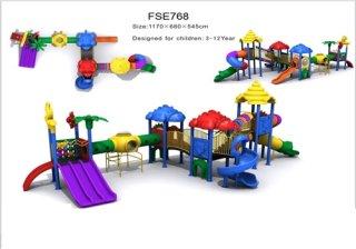 ชุดเครื่องเล่นสำหรับเด็ก รหัส FSE-768