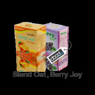 ดีท็อกซ์ Slend Oat Berry Joy