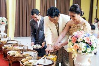 รับจัดงานแต่งงานพิธีไทย