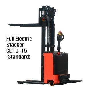 สแตกเกอร์ขับเคลื่อนระบบไฟฟ้า CL10 15 (Standard), Handlift