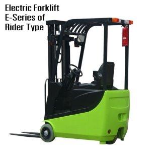 รถยกระบบไฟฟ้า E Series, Handlift