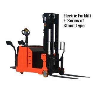 รถยกระบบไฟฟ้า แบบยืนขับ E Series, Handlift
