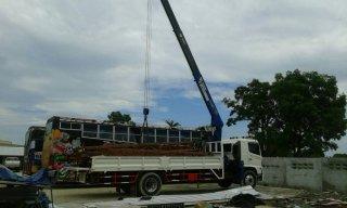 รถกระเช้าให้เช่า ขนาด 22 เมตร