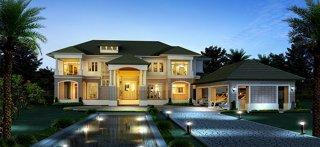 สร้างบ้านหรูคุณภาพ