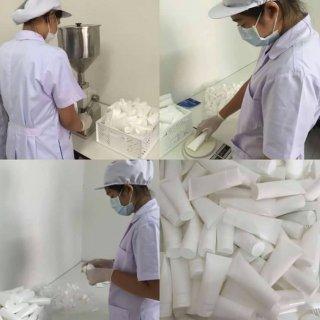 โรงงานรับผลิตครีม