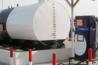 ระบบน้ำมันในอุตสาหกรรมบนดิน